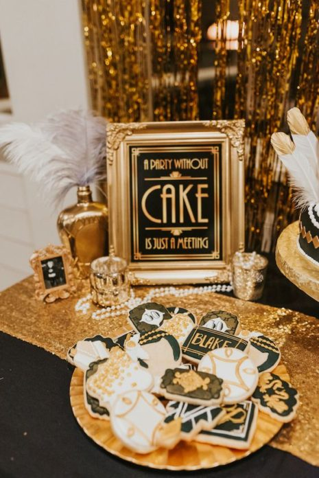 Great Gatsby Party Decorations Amp Ideas For A Diy Gatsby