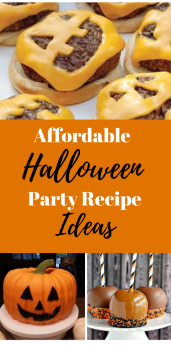 11 fun halloween party recipe ideas - vcdiy