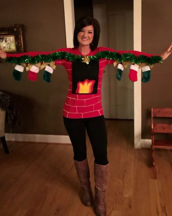 ugly christmas sweater party ideas - Ugly Christmas Sweater Party Ideas For Adults - VCDiy