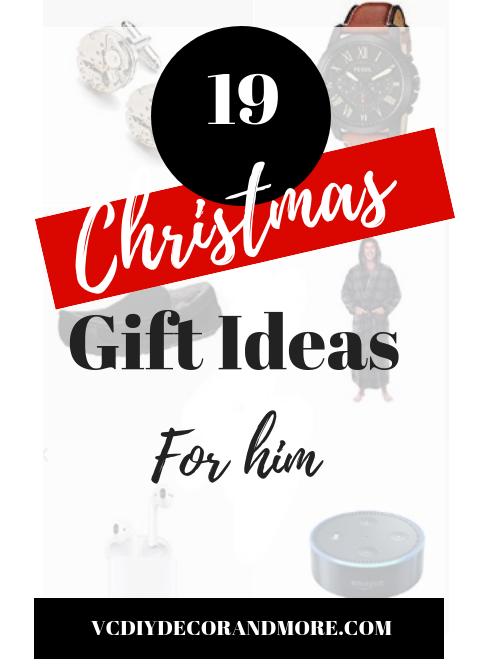 Awesome Christmas Gifts Ideas for Him: Boyfriend, Husband, & Brother ...