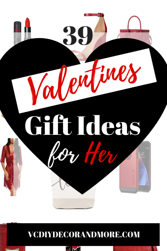... valentines gift ideas for her- find useful creative and thoughtful gifts for women  sc 1 st  VCDiy & Creative Valentines Gifts for Her: Thoughtful romantic useful