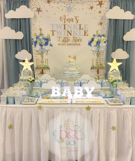 Neutral Baby Themes: Baby Shower Themes For Boys, For Girls, & Gender Neutral