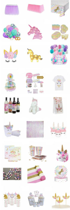 Unicorn Baby Shower Theme Decorations Diy Unicorn Decor For Kids