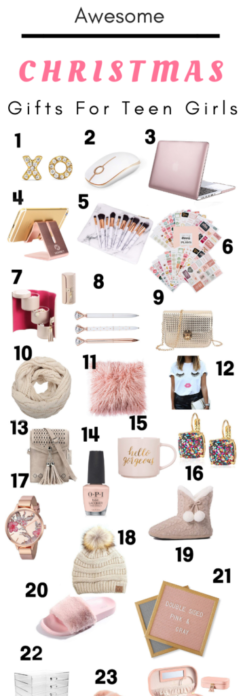 Christmas List Ideas For Teenage Girl.Teen Girl Gifts Christmas Archives Vcdiy Decor And More