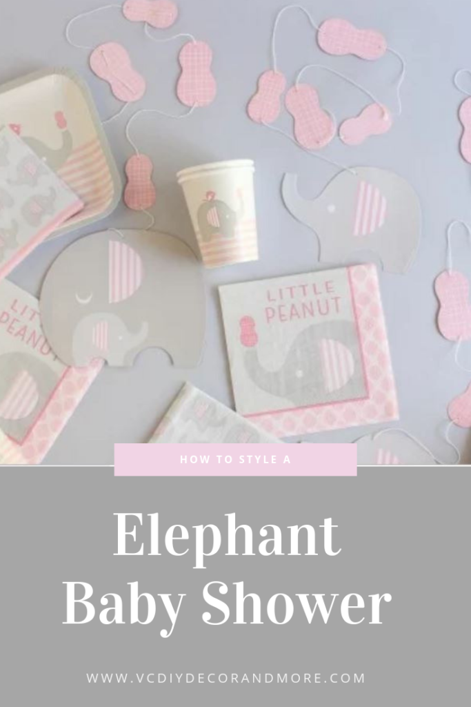 Elephant Baby Shower Theme Girl Boy Decorations Vcdiy Decor And More,Best Sherwin Williams Blue Green Paint Colors