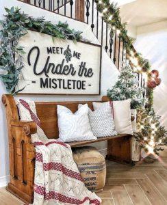 Living Room Christmas House Decorations Inside Ideas.2019 Christmas Decoration Ideas For The Home Indoor