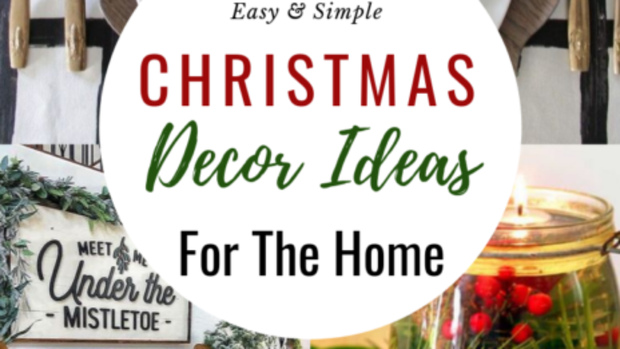Christmas Home Decor 2019.2019 Christmas Decoration Ideas For The Home Indoor