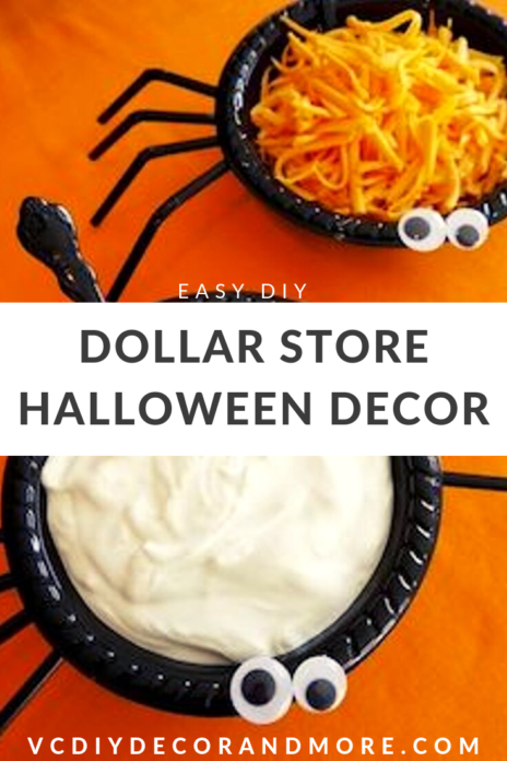 Dollar Store Halloween Decorations For The Best Halloween