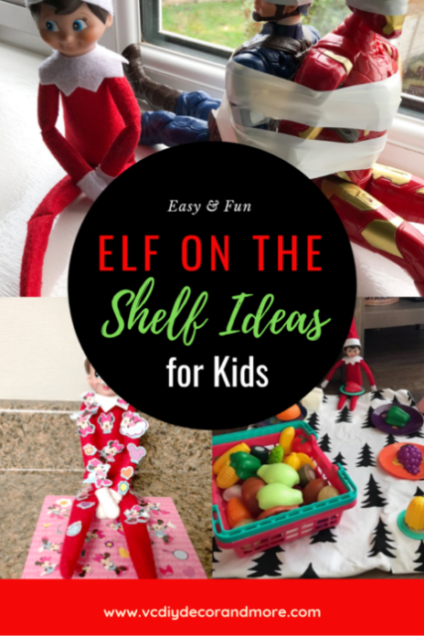 Christmas Ideas For Toddlers.35 Easy Elf On A Shelf Ideas Toddlers Kids And Teens